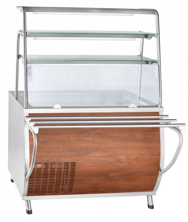 Прилавок холодильный ПВВ(Н)-70Т-НШ охлаждаемая ванна