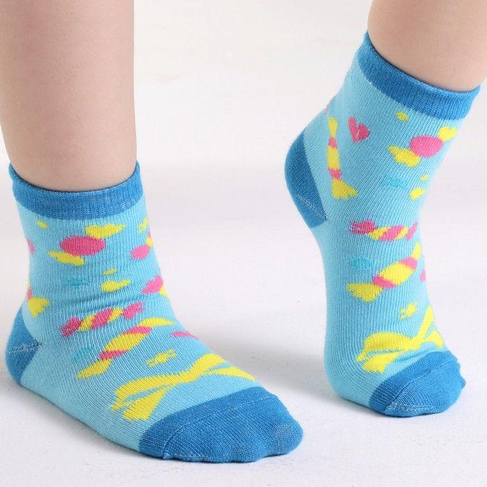 Носки Конфетки для девочки