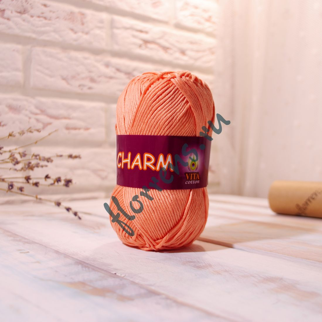 Пряжа Charm / 4197 персик
