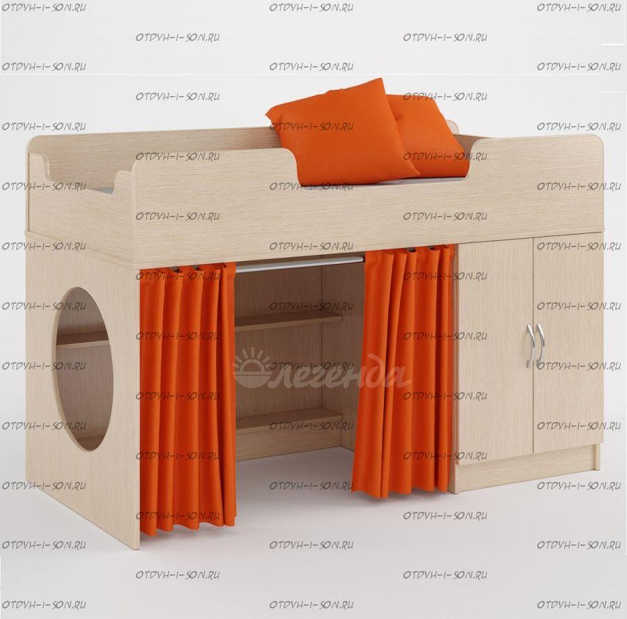 Кровать-чердак Легенда-2