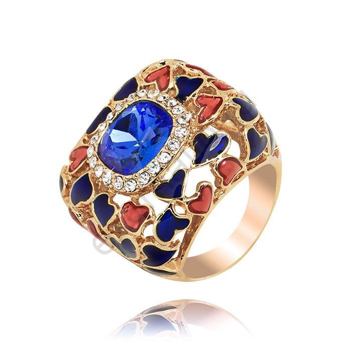 Кольцо Laetitia Moreau 13413-1013. Кольцо Под золото
