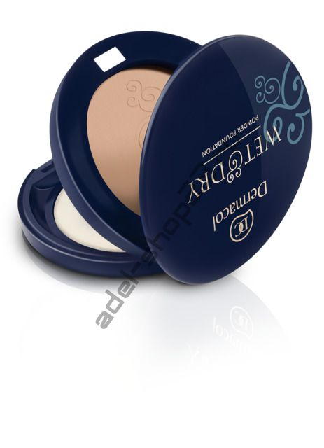 Dermacol / WET & DRY POWDER FOUNDATION