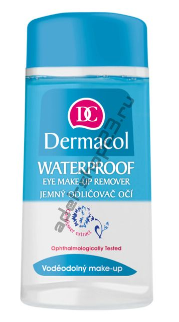 Dermacol / WATERPROOF EYE MAKE-UP REMOVER