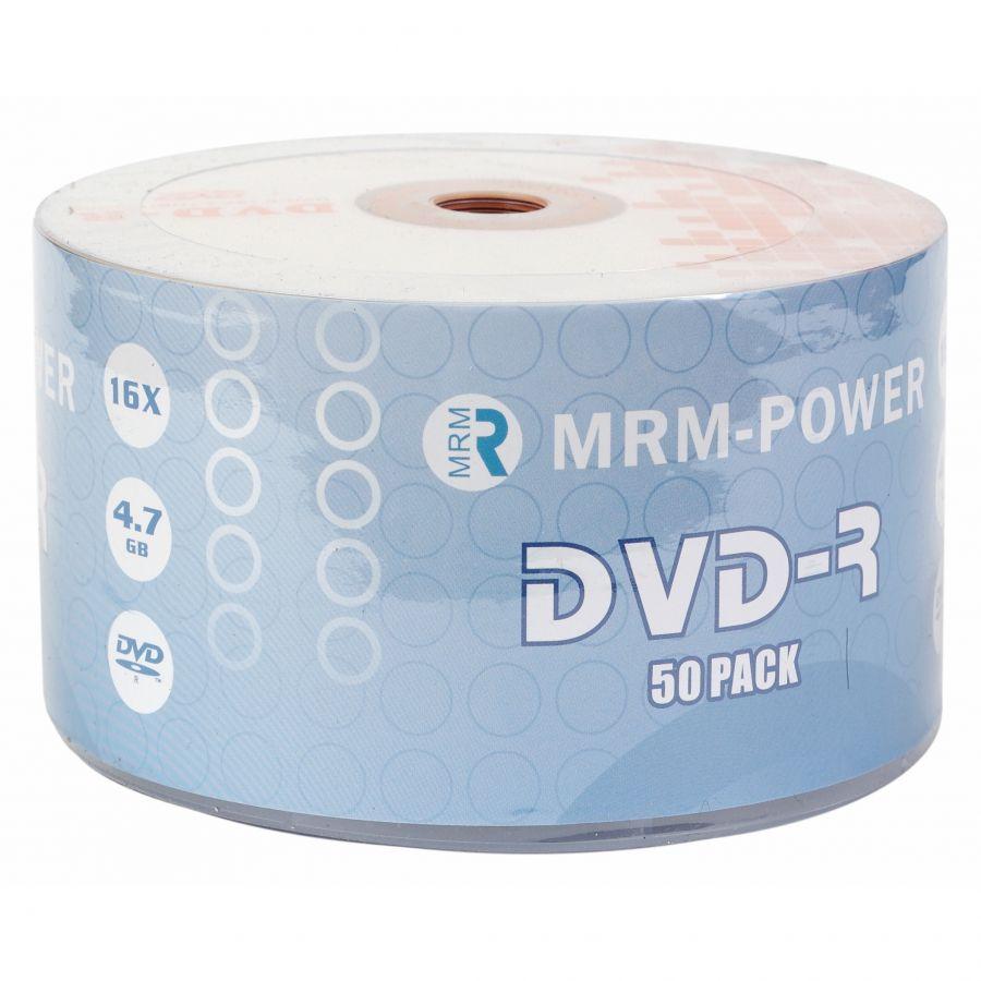 DVD-R MRM (50 шт.)