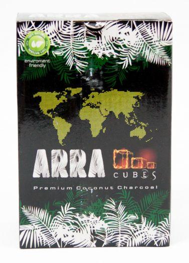 Уголь Натуральный Кокосовый Arra 72 шт