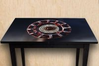 Наклейка на стол - Открыть | Купить фотопечать на стол в магазине Интерьерные наклейки