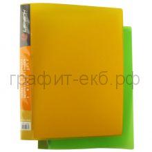 Папка А4 2,5см 2к.ассорти Lamark RF0067-iM