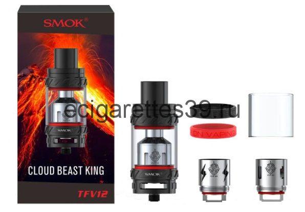 Клиромайзер SMOK CLOUD BEAST KING TFV12