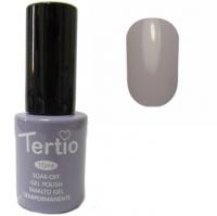 Гель-лак Tertio #126 (пастельно-серый), 10 мл