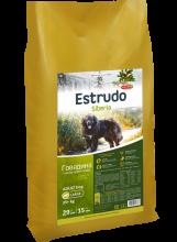 Estrudo Siberia (Говядина + лесные травы) для взрослых собак крупных пород, 13 кг