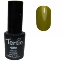 Гель-лак Tertio #151 (оливковый), 10 мл