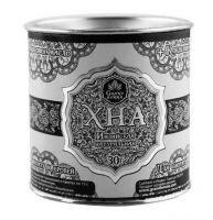 Хна для бровей и био-тату Grand Henna чёрная, 30 грамм (+ кокосовое масло в комплекте)