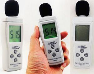 Измеритель уровня шума