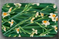Наклейка на стол - Нарциссы | Купить фотопечать на стол в магазине Интерьерные наклейки