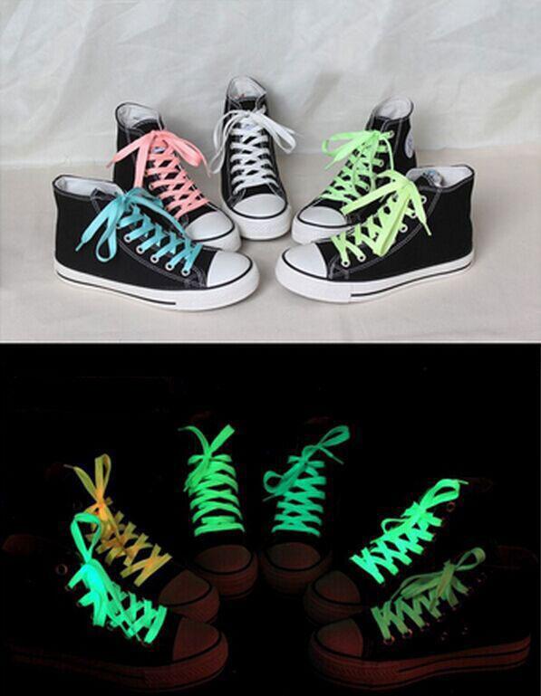 Светящиеся шнурки (длина 100 см)