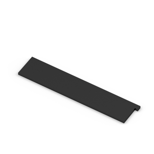 Разделитель полки-корзины проволочной,  темный декор, серия 460 (2 шт. в комплекте)
