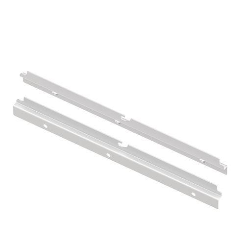 Крепление боковое, комплект, серия 360, белый (2 шт. в комплекте)