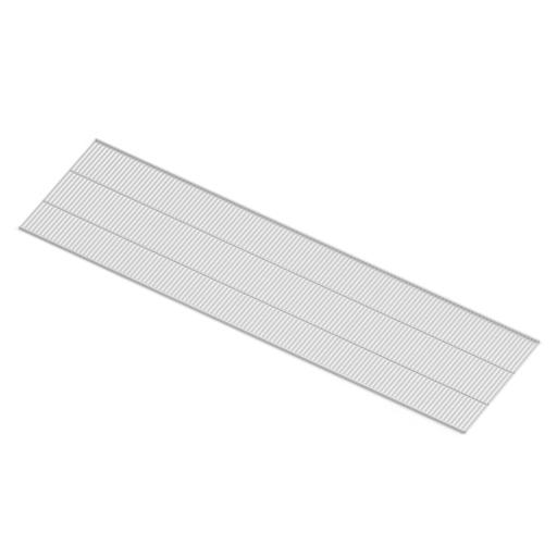 Полка проволочная, серия 540, L=1823, белый