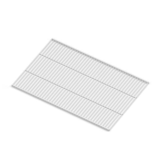 Полка проволочная, серия 460, L=607, белый