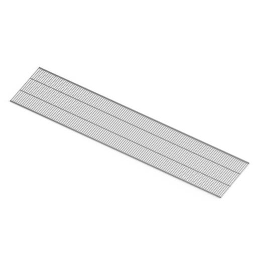 Полка проволочная, серия 460, L=900, металлик