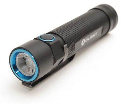 Фонарь Olight S2R, CREE XM-L2, 1020 Лм (встроенное ЗУ, аккумулятор в комплекте)
