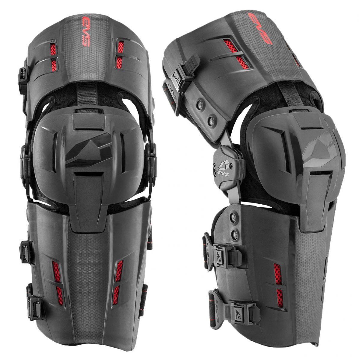 EVS RS9 комплект наколенников-суставов