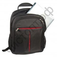 """Рюкзак для ноутбука VS 1501 15.6"""" Black Nylon (BP)"""