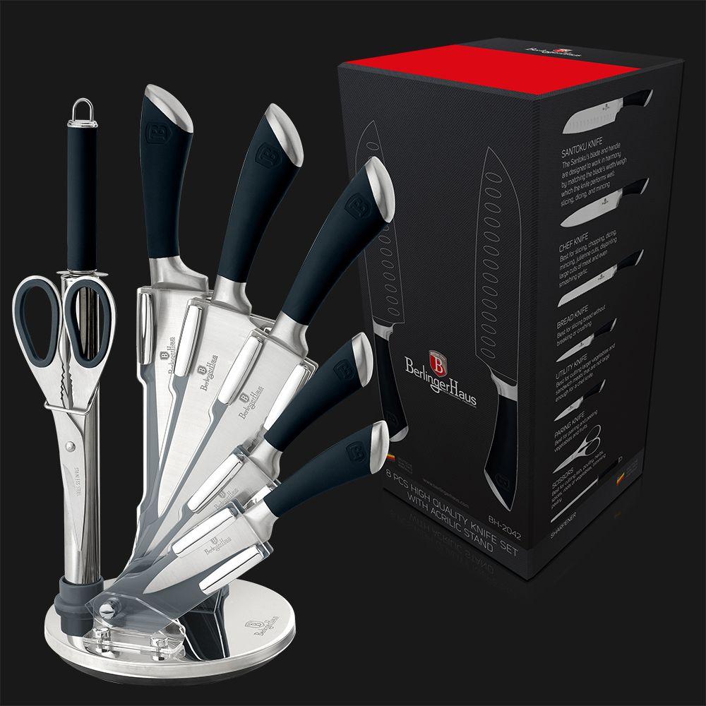ВН-2042 Infinity Line Набор ножей на подставке 8 пр.