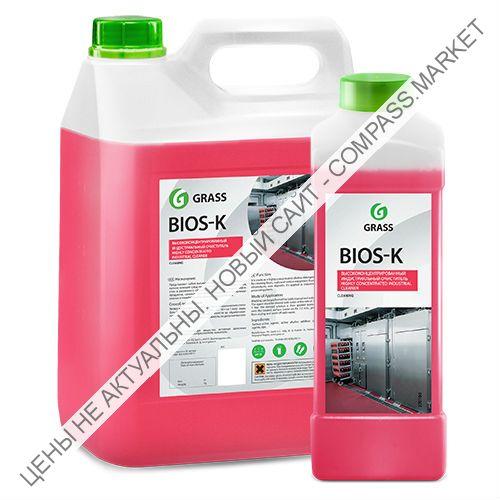 """Индустриальный очиститель """"Bios-K"""" 1кг; 5кг."""