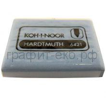 Ластик Koh-i-Noor для угля и мягких крдш 6421/6423