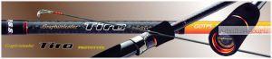 Спиннинг Graphiteleader TIRO Prototype GOTPS762LT 2.29м / тест 1-12гр