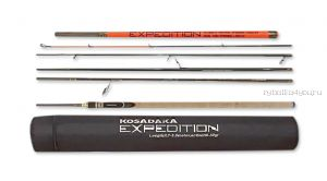 Спиннинг Kosadaka Expedition 6S-Dual 240/270см (5-20гр)