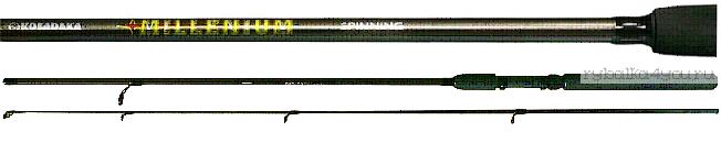 Спиннинг KOSADAKA MILLENIUM 2.40 м / 10-40 г