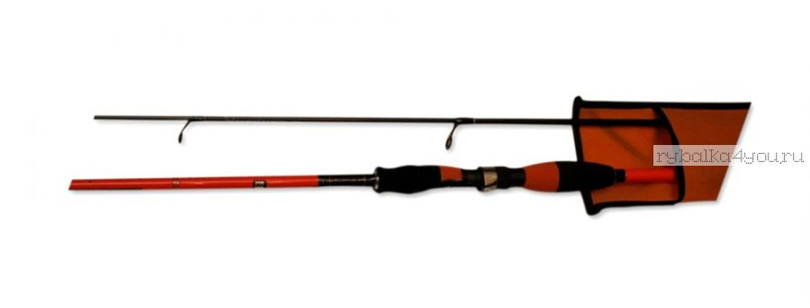 Спиннинг Kosadaka Orange Twiching Point 2.25м /  5-25 гр