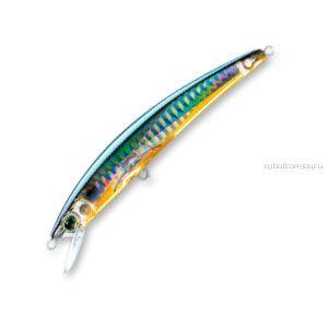 Воблер Yo-Zuri  Crystal 3D  Minnow  Артикул: F1145 цвет: GHGT/ 90 мм /7 гр / Заглубление (м) : 0,4 - 0,8