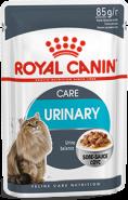 Royal Canin Urinary Care Для взрослых кошек в целях профилактики мочекаменной болезни (в соусе) (85 г)