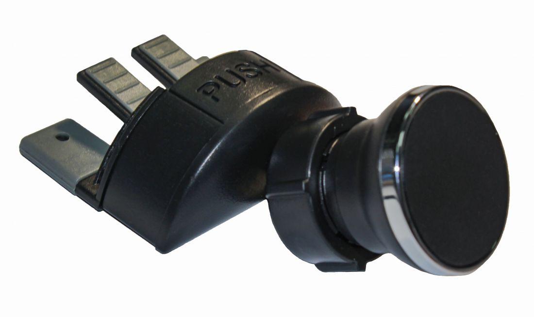 Держатель-магнит в CD привод/решетку обдува (магнит5)