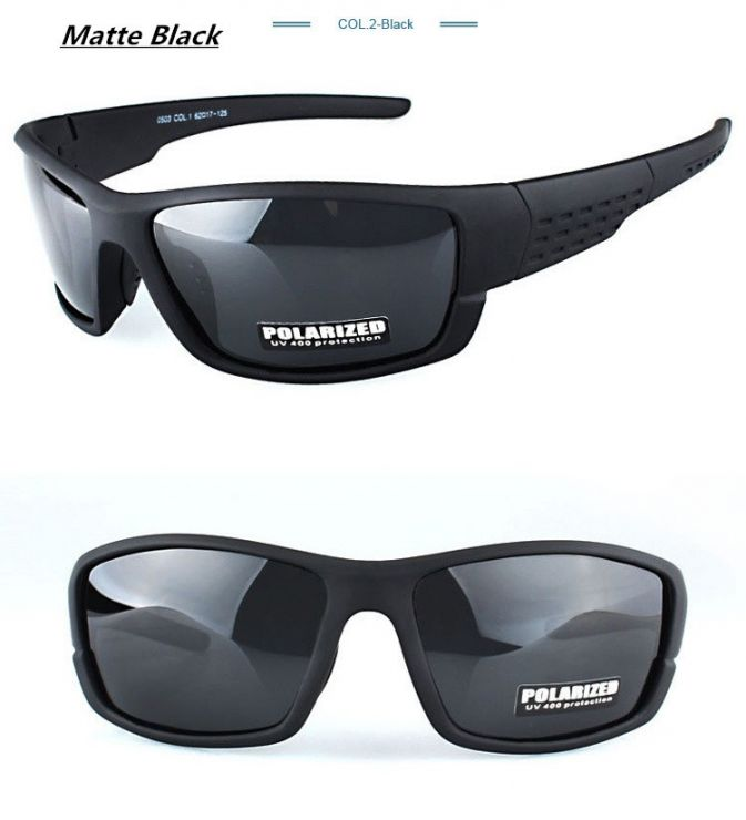 Очки VESTEY TJ5102 TAGION Черные Матовые (без чехла)