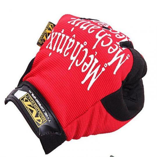 Перчатки Mechanix М-pact FG130007 Красные