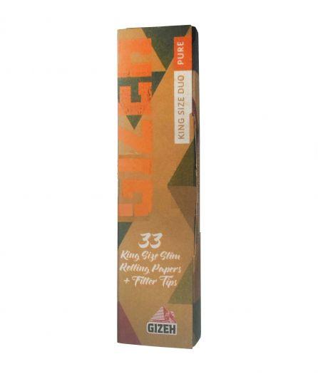 Сигаретная бумага Gizeh KS Duo Pure
