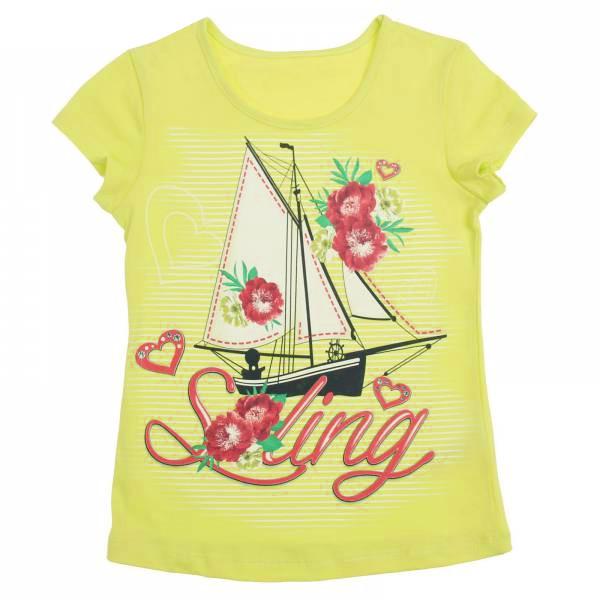 Блуза для девочки Морячка