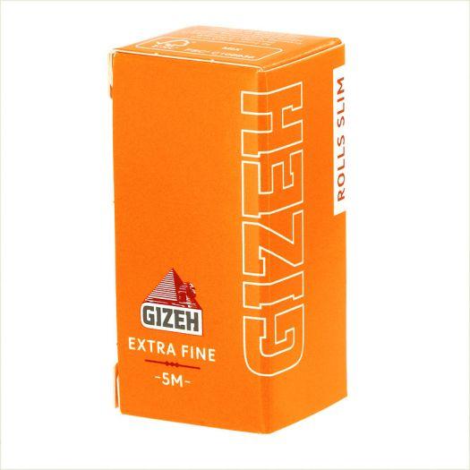 Сигаретная бумага Gizeh Rolls Slim Extra Fine