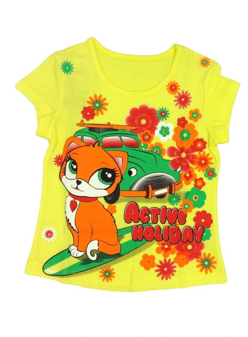 Блуза для девочки Active holiday