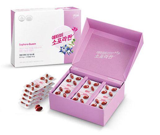 Женская формула Атоми для женского здоровья. Atomy Sophora Queen 120 capsule