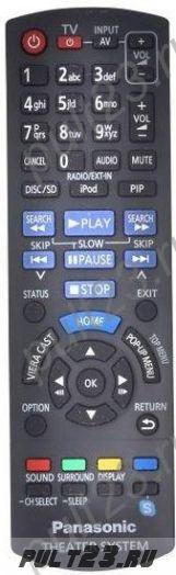 PANASONIC N2QAYB000635, SC-BTT370, SC-BTT770, SC-BTT775