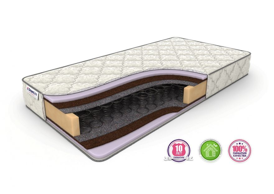 Матрас Eco Foam Hard BS120 | DreamLine