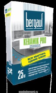 Клей плиточный Бергауф Керамик Про 25 кг