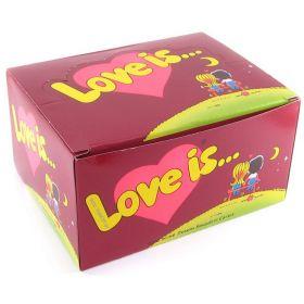"Жвачка ""Love is"" Вишня-лимон"