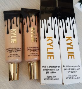 "Тональный крем Kylie ""An All - In One Cream For Perfect Looking Skin SPF 30 PA"" 30 ml ТОН02"