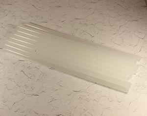 `Термоплавкий клей в стержнях D=11 мм, длина 300 мм, цвет молочный(повышенные связующие свойства)